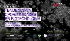 """""""Tendencias y oportunidades en Biotecnología'' Ponencia Oscar Coltell"""