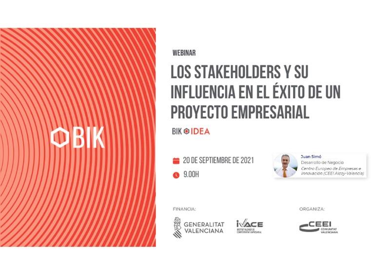 Presentación Los Stakeholders y su influencia en el éxito de un proyecto empresarial
