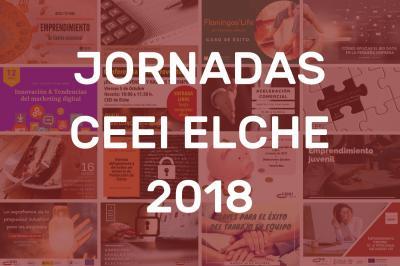 Más de 1.000 inscritos en las jornadas abiertas 2018 organizadas por CEEI Elche