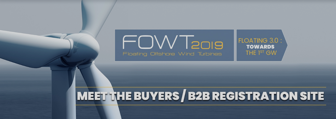 Floating Offshore Wind Turbiness 2019