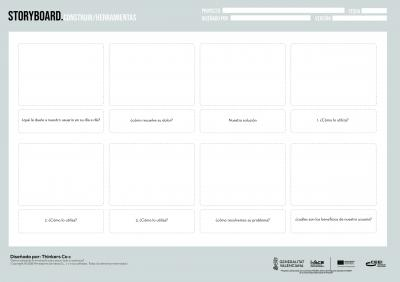 Storyboard (Construir) TEMPLATE