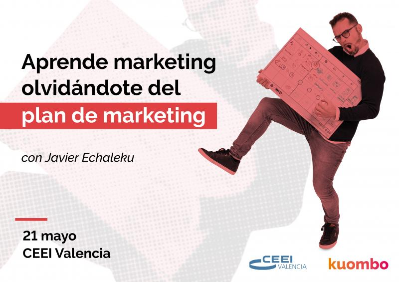 Curso Aprende marketing con Javier Echaleku