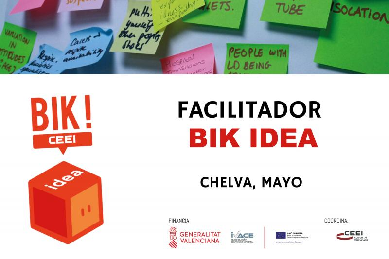 Facilitador BIK Idea Chelva