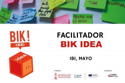 Facilitador BIK Idea Ibi