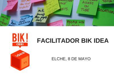 Sesión Facilitadores BIK IDEA en Elche