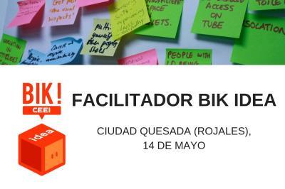 Sesión Facilitador BIK Idea Ciudad Quesada