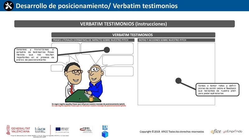 36 - Verbatim Testimonios - EXPLICACIÓN (Portada)
