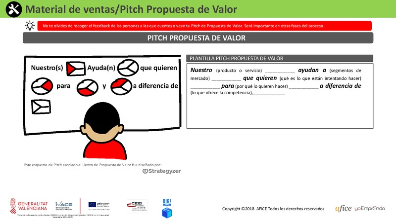 22 - Pitch Propuesta de valor