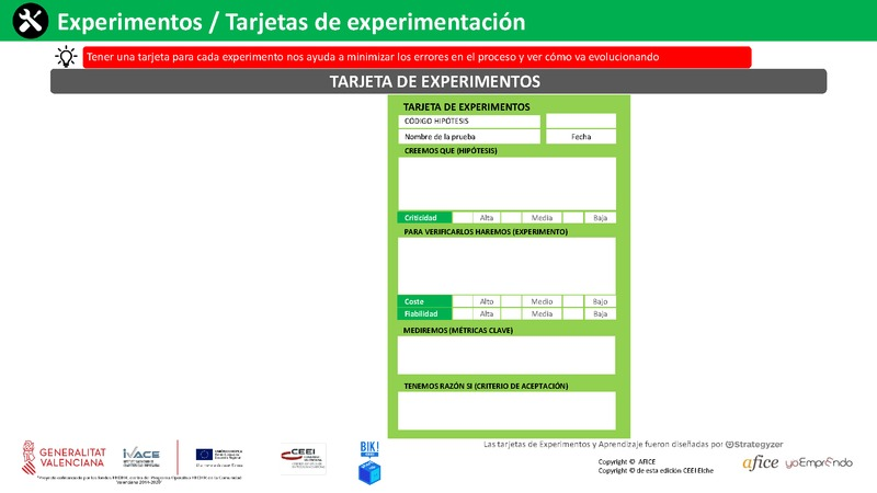 04 - Tarjeta de Experimentación (Portada)