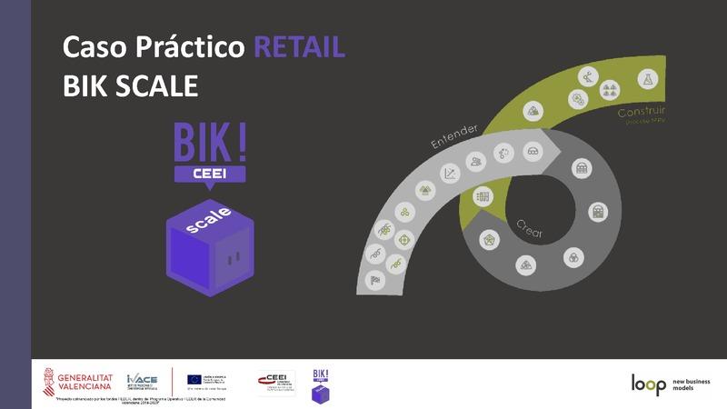 Caso Práctico Retail - BIKSCALE (Portada)
