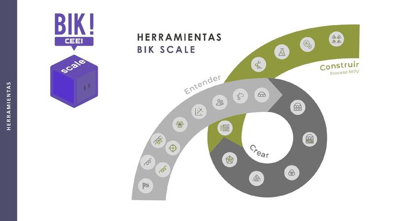 Fase Entender - Herramienta Evolución Empresa - BIKSCALE (Portada)