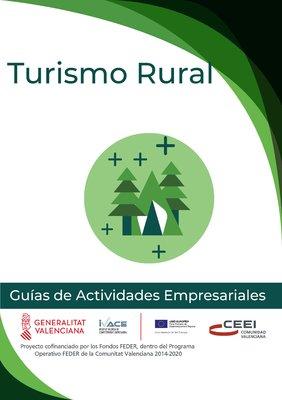 Turismo, Hostelería y Restauración. Turismo rural.