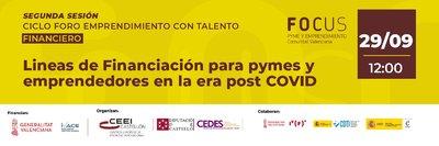 Lineas de Financiación para pymes y emprendedores en la era post COVID