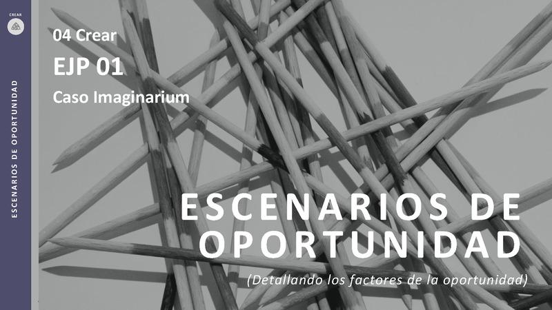 CREAR 04 Escenario de Oportunidad EJP 01 Imaginarium