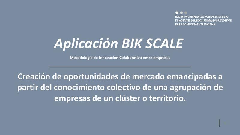 CASO TRANSVERSAL 07 Innovación colaborativa: Agrupación Empresas I