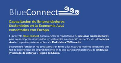 Blue Connect busca emprendendores sostenibles en Economía Azul