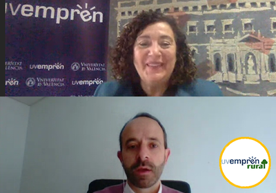 La Diputación y la Universidad de Valencia fomentan el emprendimiento en pequeños municipios a través de Emprén Rural