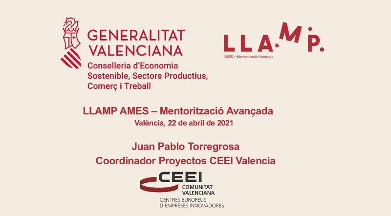 Presentación LLAMP AMES - CEEIs CV